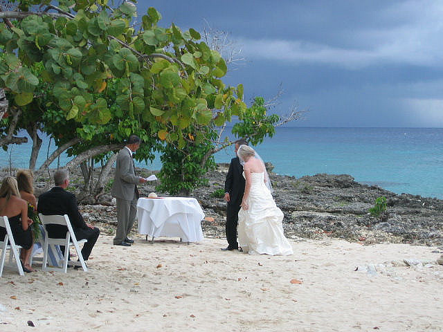 Most Romantic Wedding Spots In The Caribbean