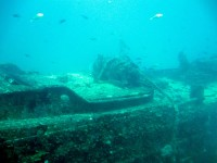Coolest Sunk Wrecks in the Caribbean