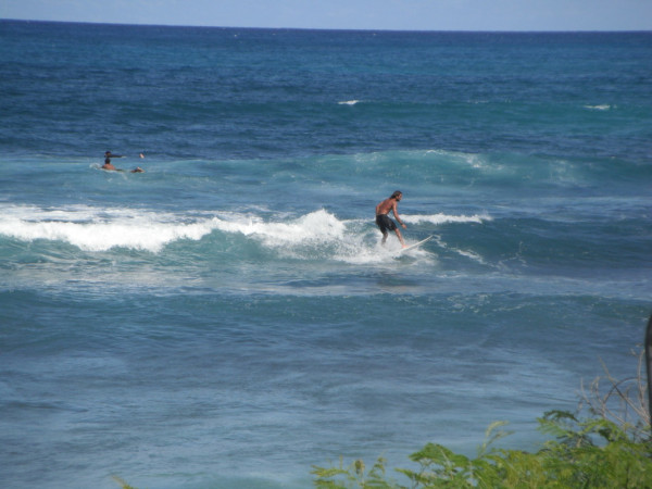 surfing in guadeloupe ©Jonathan Riddell/Flickr