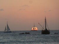 Popular Caribbean Sailing Routes
