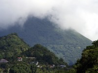 Top Highest Volcanoes in the Caribbean