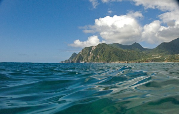 Dominica waters